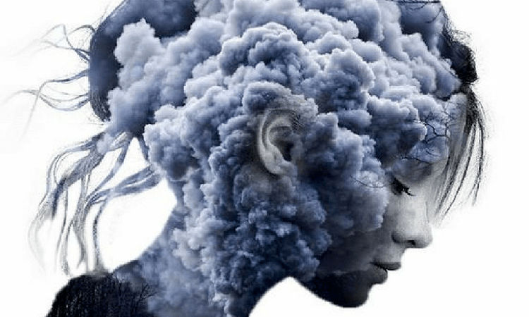 Mind pollution image