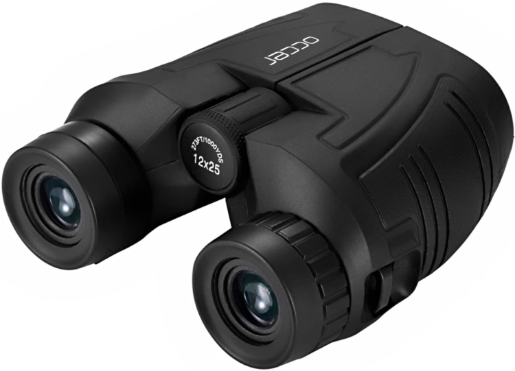 Occer 12x25 Compact Binoculars