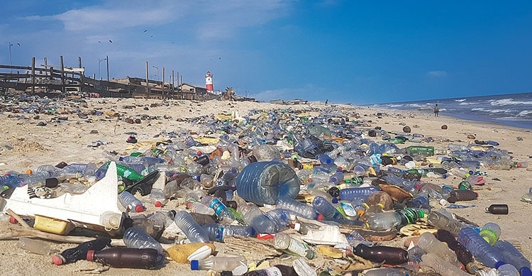 Plastic Pollution in Ghana