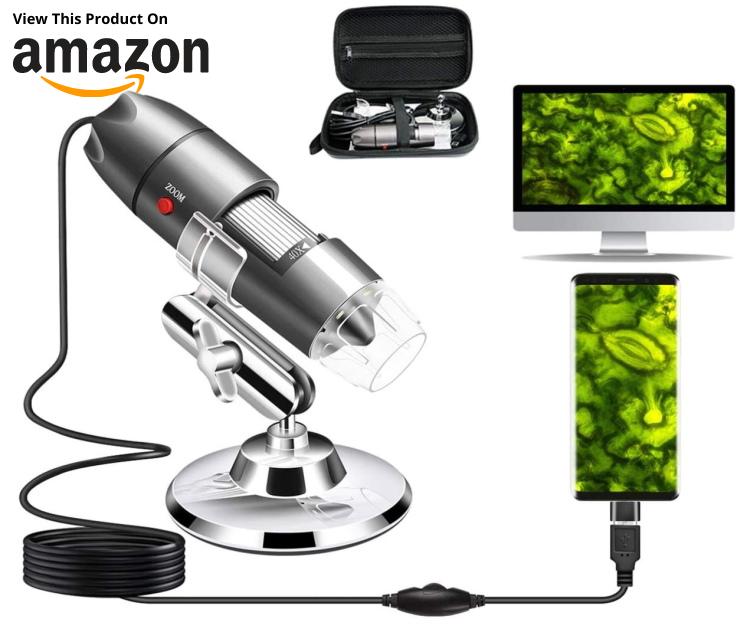 Cainda Digital USB Microscope