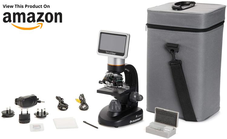 Celestron – TetraView LCD Digital Microscope