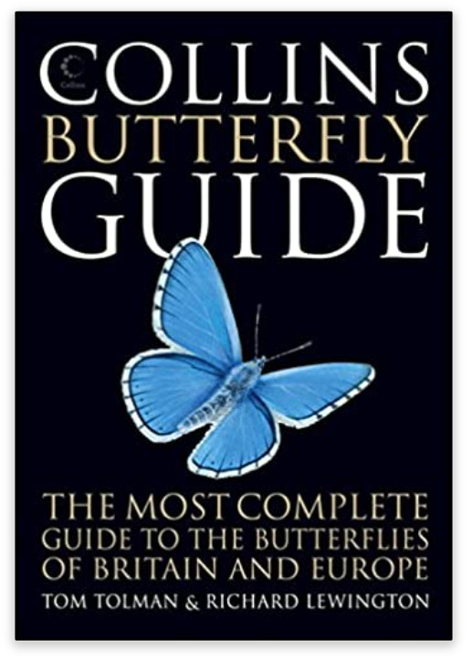 Collins Butterfly Guide Book