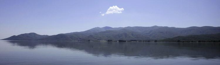 life on earth lake