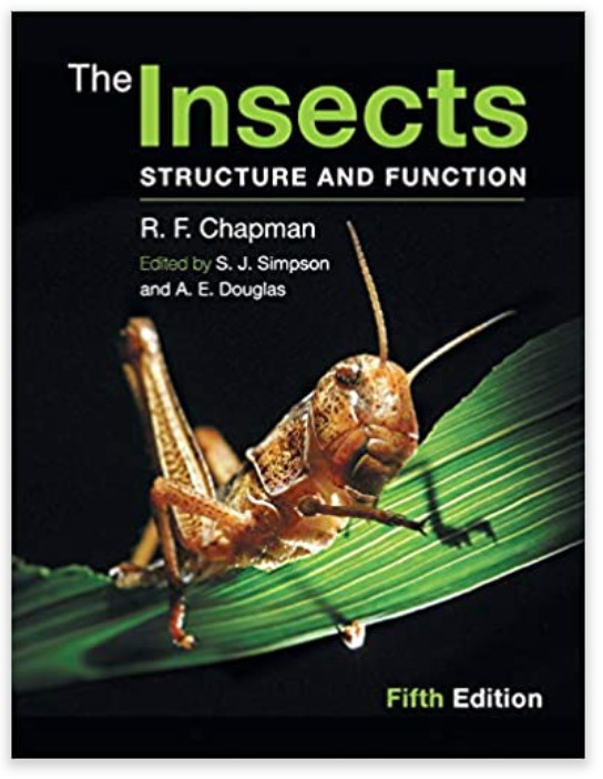 The Insects: Structure and Function 5th Edition text book