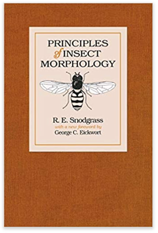Principles of Insect Morphology (Comstock Book)
