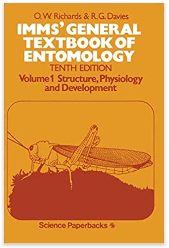 Imms General Entomology Textbook