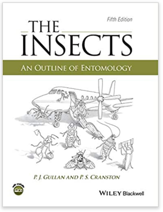 The Insects: An Outline of Entomology Book 5th Edition